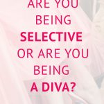 How to tell if you're acting like a diva? + interview