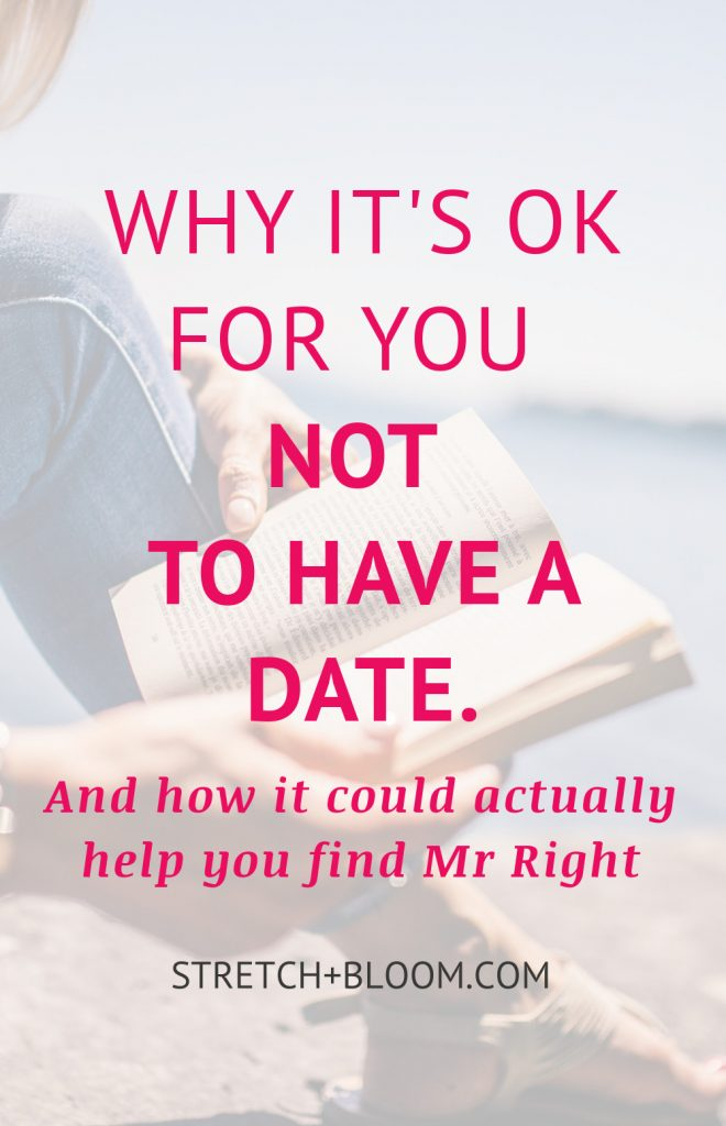 Here's what to do if you don't have a date. Click on the pin to learn more