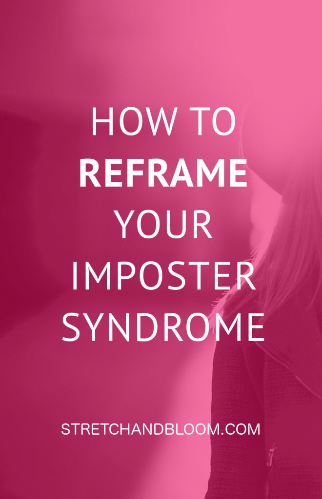 Do you ever catch yourself doubting your ability to reach your dreams, having thoughts about not being good enough? If you do, meet your imposter syndrome.