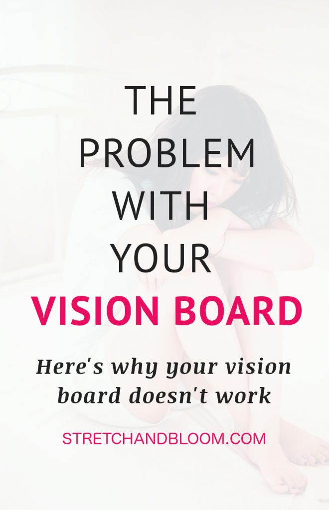 Manifestation is going mainstream and everybody is talking about vision boards. Unfortunately for most people they don't work. Here's why.