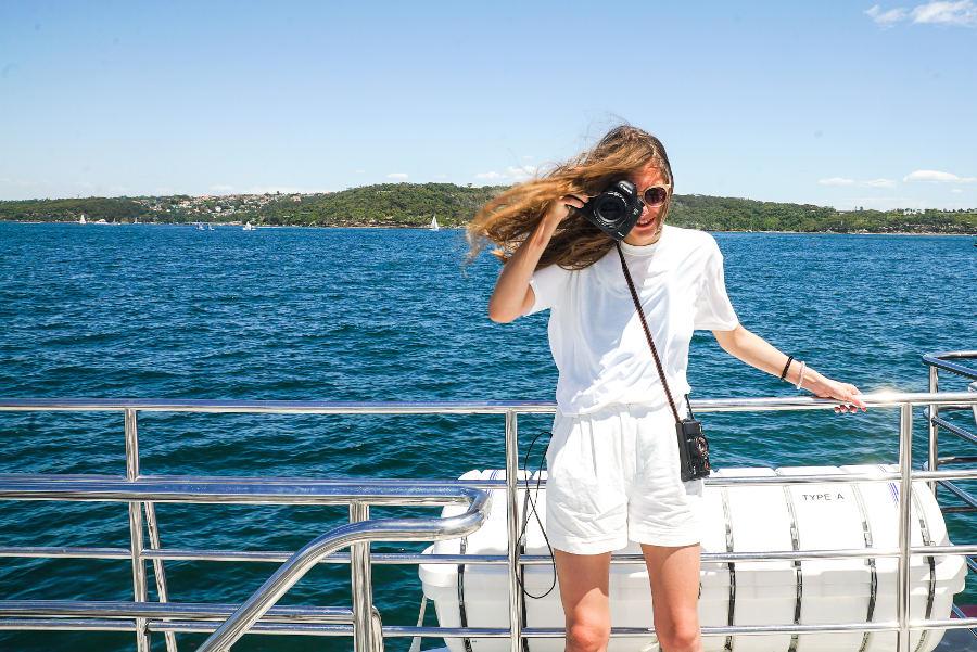 How to sail through life