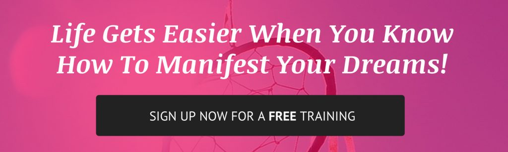 Free training: learn how to manifest your dreams