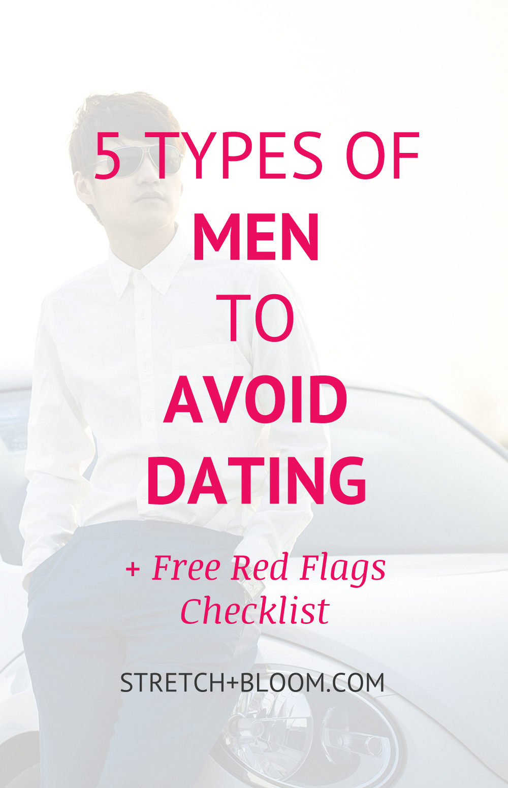 Online dating types to avoid