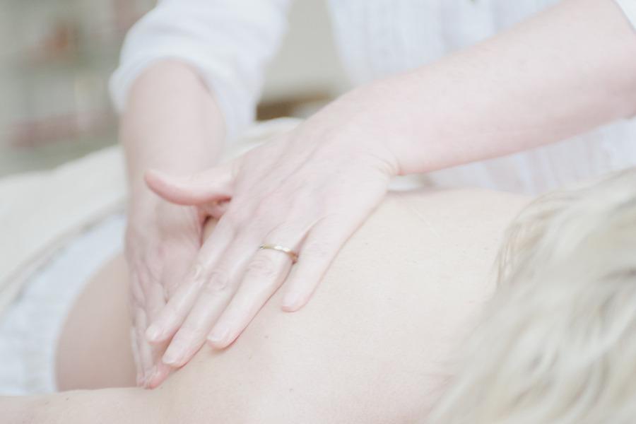 beat the winter blues massage