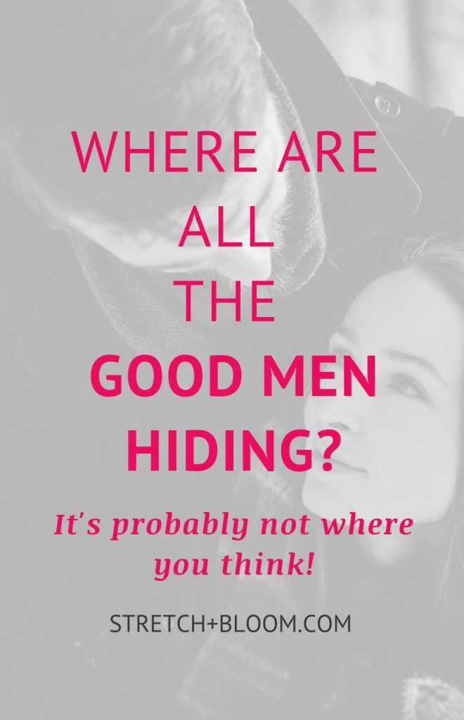 where are the good men