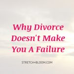 Why divorce doesn't make you a failure
