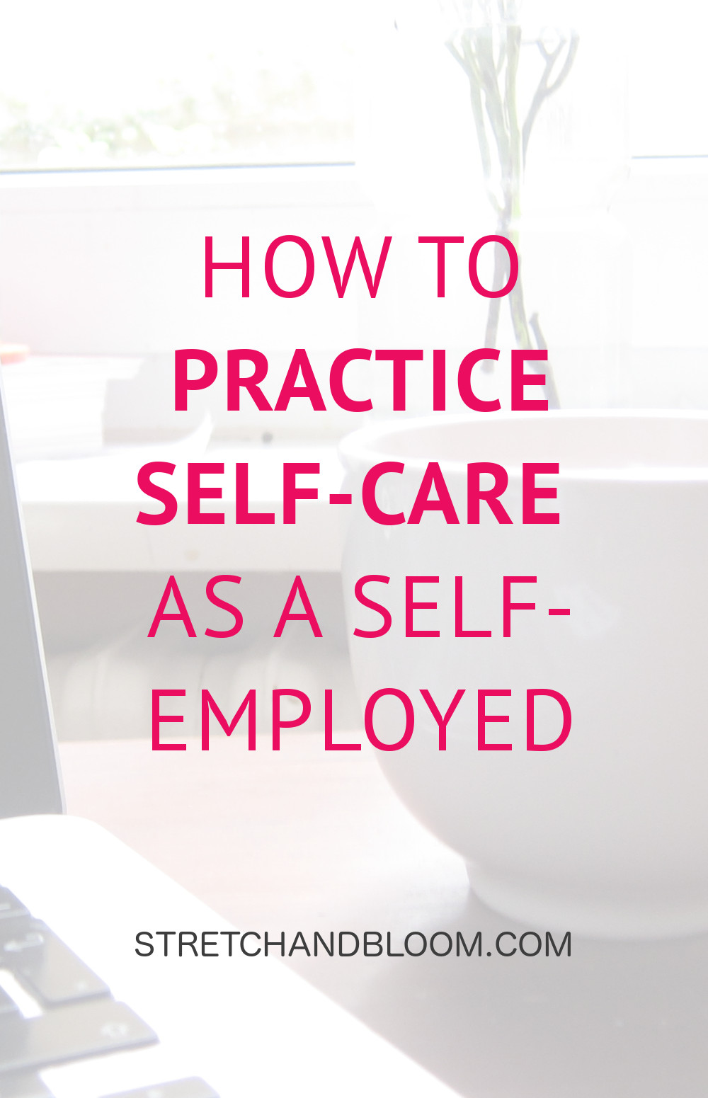 Working for yourself is more often than not more work than you have ever worked in your entire life, way more responsibility and stress, and a lot less safety in the early stages. This is why you need a self-care practice. Read this article for some tips.