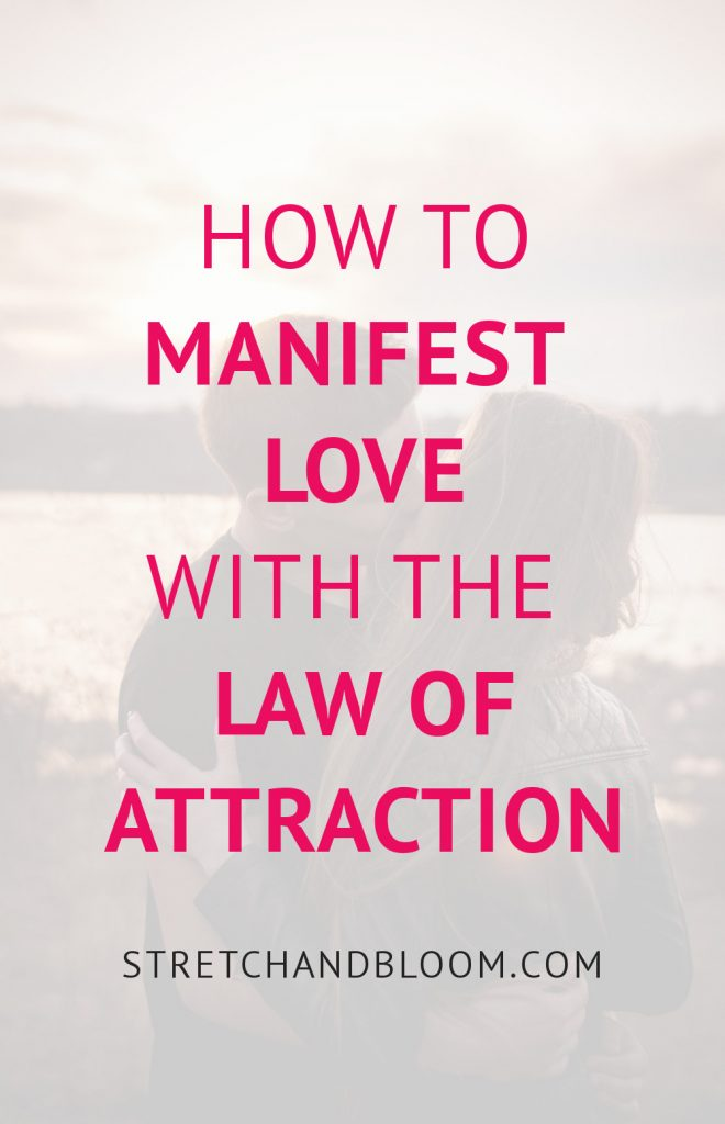 blog post title: manifest true love