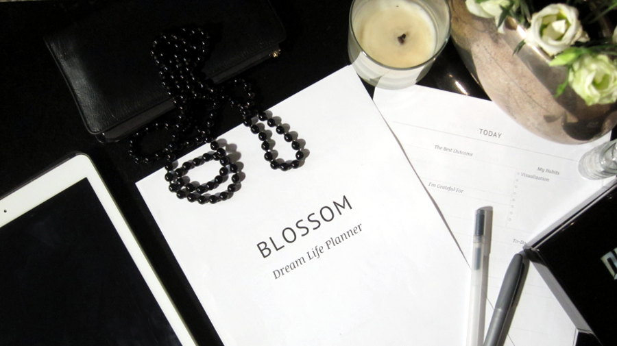 Blossom & Dream life Planner