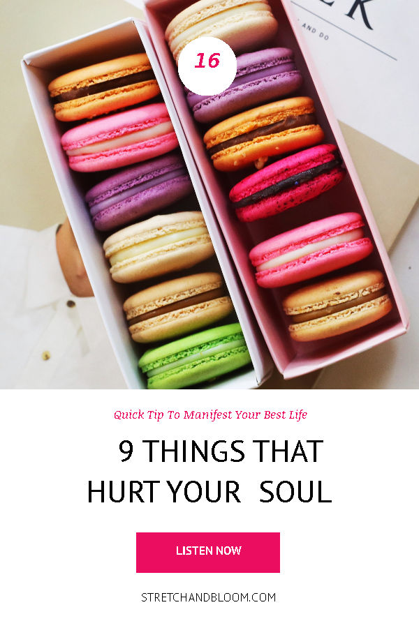 banner pinterest:9 toxic habits that kill your soul